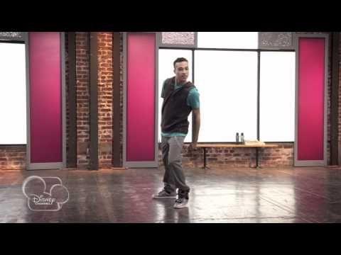 The Hand Cuff - Shake it Up Dance Class!