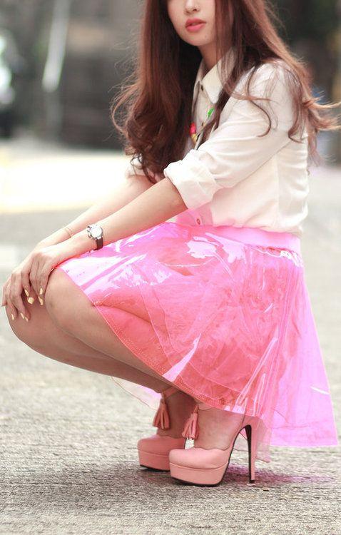 cute outfit, K Fashion,  (≧∇≦)/ casual, cute outfit, Cute Korean Fashion, korea, Korean, seoul, kfashion, kpop fashion, girl's wear, ladies' wear, pretty, kawaii, skirt, pink