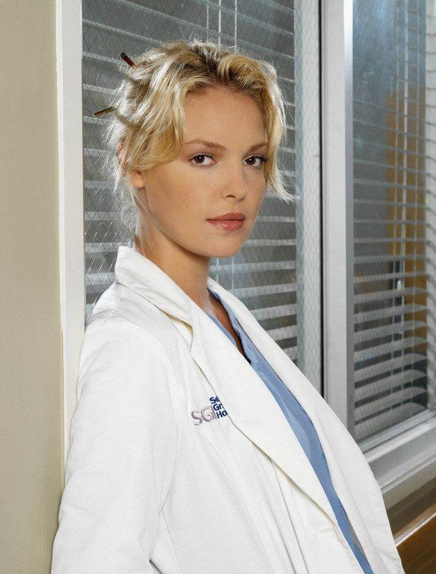I got Izzie Stevens! Are You More Meredith Grey Or Izzie Stevens?