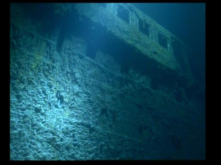 Real Titanic Pictures Underwater Titanic Ship   www.imgkid ...