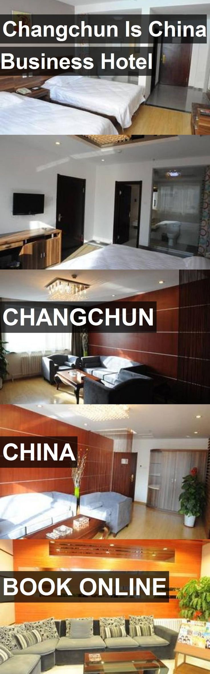 Changchun Is China Business Hotel in Changchun, China. For more information, photos, reviews and best prices please follow the link. #China #Changchun #travel #vacation #hotel