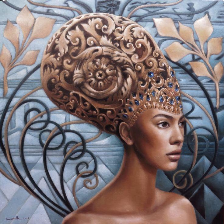 Each Time's Return -- Camille Dela Rosa