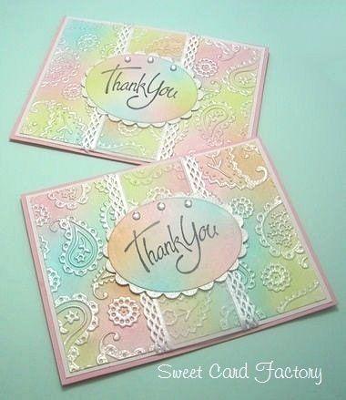 Sweet CARD Factory☆-10月の誕生石 オパールのカード