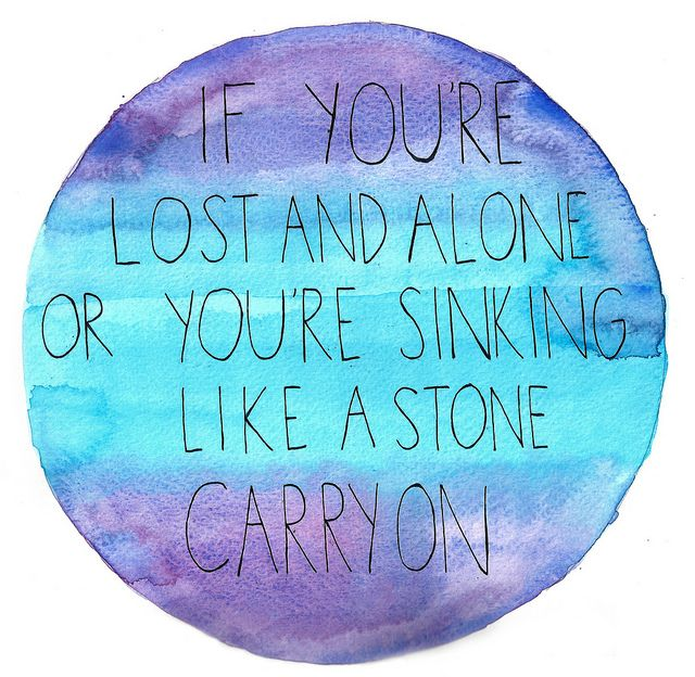 "Fun. ""Carry On"" 