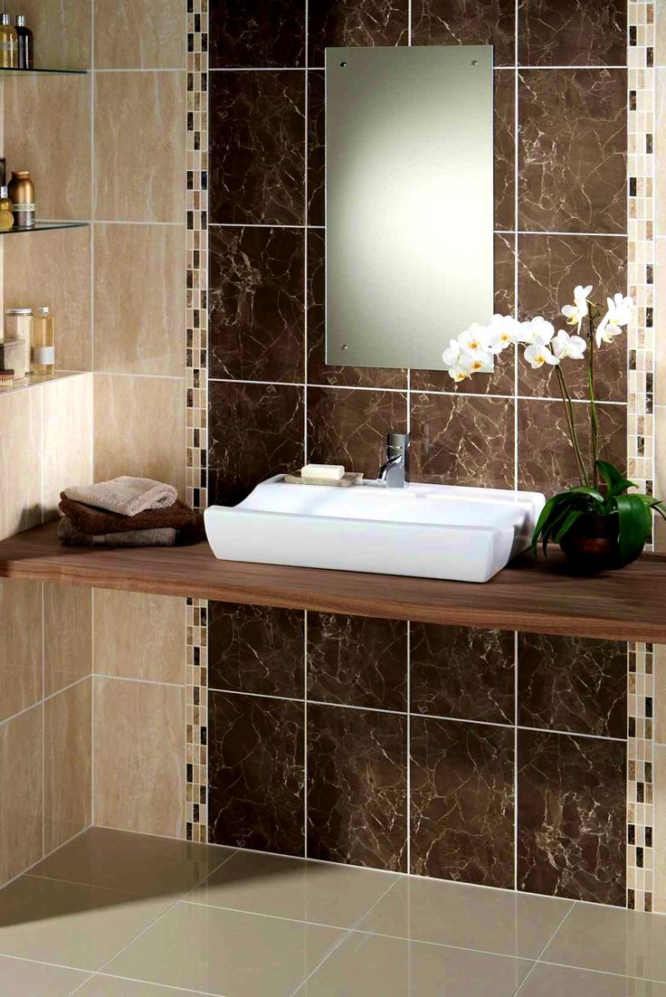 Brown bathroom decor ideas - 17 Best Ideas About Brown Bathroom On Pinterest Brown Bathroom Decor Brown Walls And Brown Paint
