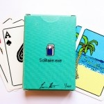 Solitaire.exe, A Real Deck of Cards Inspired by the Windows 98 Solitaire PC Game