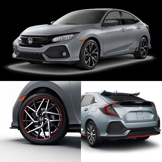 Unique 2017 Honda Civic Hatchback Body Kit