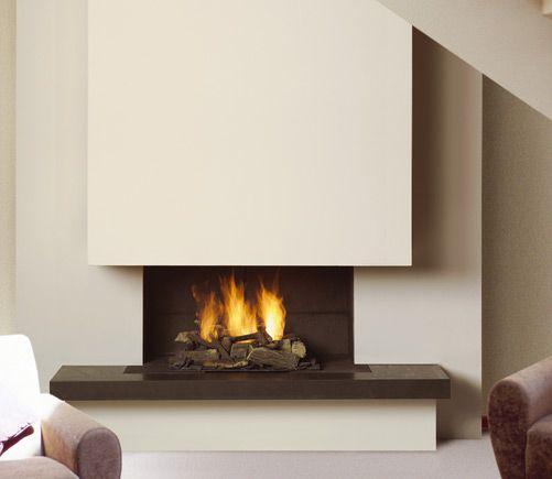 Más de 1000 ideas sobre chimenea de doble cara en pinterest ...