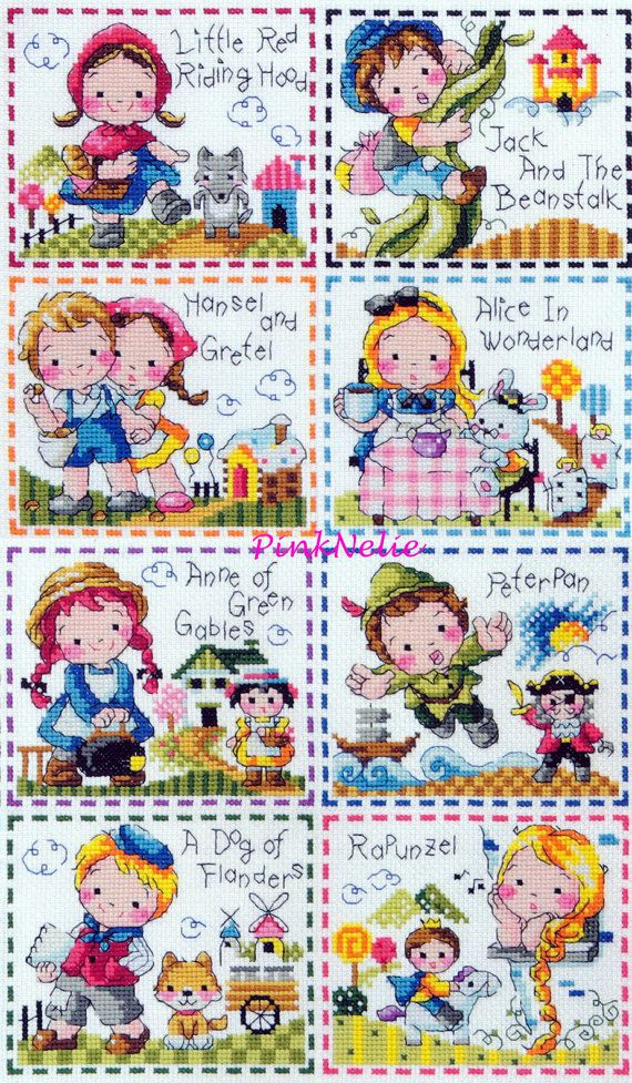 Counted Cross Stitch Pattern Chart    W 258count × H 108count.    * Contains color chart with symbols and Floss conversions for DMC & ANC    You will