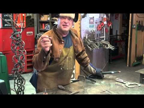 How to Use a MIG Welder With Flux Core Wire - Kevin Caron - YouTube