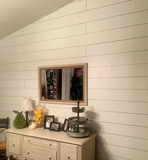 Faux Wood Wall Paneling Ideas