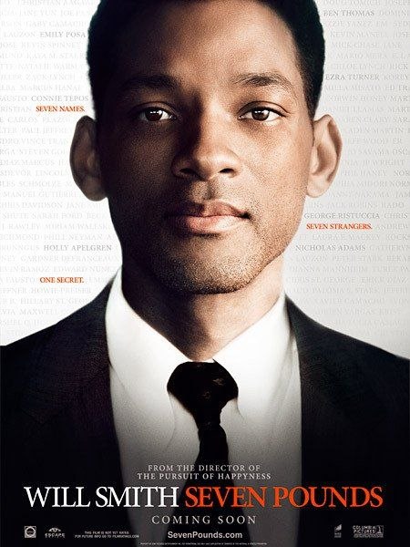 "Seven Pounds - 2008  ""Ben Thomas: The first time I ever saw a box jellyfish, I was twelve. Our father took us to the Monterey Bay Aquarium. I never forgot what he said... That it was the most deadly creature on earth. To me it was just the most beautiful thing I'd ever seen."""
