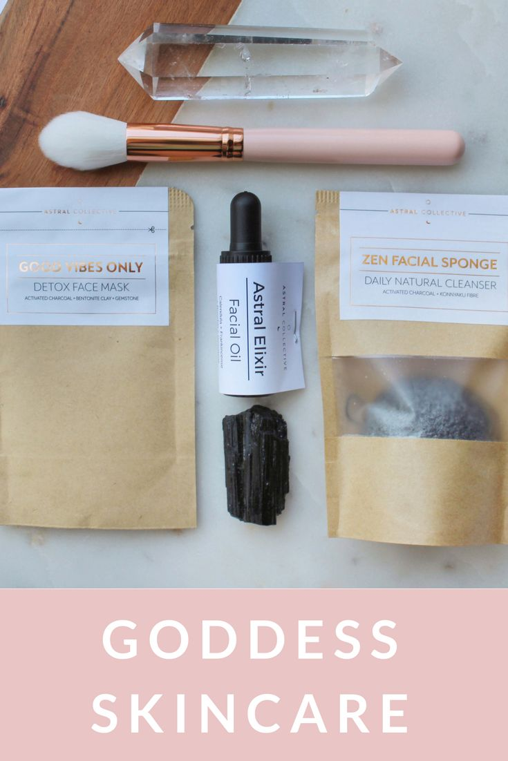 Treat, Cleanse, Moisturise And Be A Goddess. Astral's Starter pack has everything you need to get started on your journey to clear glowing skin + a more positive life. Learn more here>> https://astralcollective.com/products/astral-starter-pack