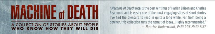 Machine of Death » Machine of Death: The Game of Creative Assassination
