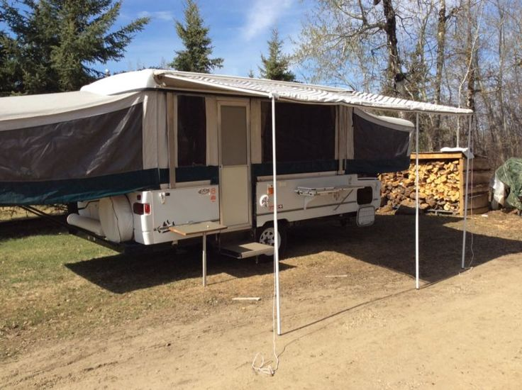 Fleetwood Coleman trailer 2002 Mesa model | other | Edmonton | Kijiji