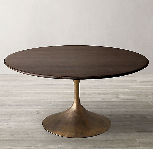 Aero Wood Round Dining Table In 2020 Round Wood Dining Table Round Dining Room Table Round Dining Table