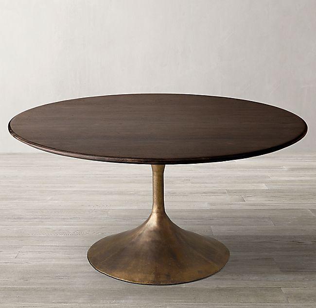 Aero Wood Round Dining Table Round Dining Table Round Wood Dining Table Dining Table Lighting