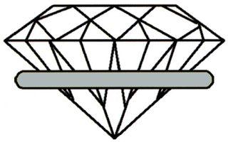 El Arte de la Orfebrería y Joyería : Fabricación de Corona para engastar diamante.