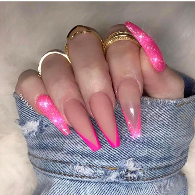 Beyond A Manicure The Best Nail Art Salons To Try In Nyc: 17 Best Ideas About Acrylic Nails On Pinterest