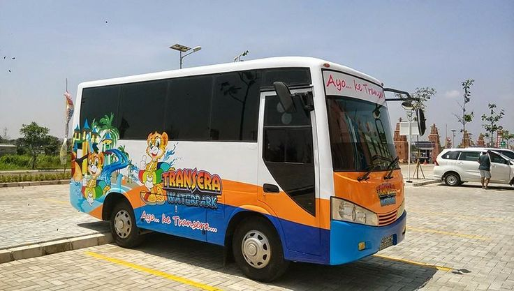 Transera Waterpark: Jadwal Shuttle Bus Transera Waterpark