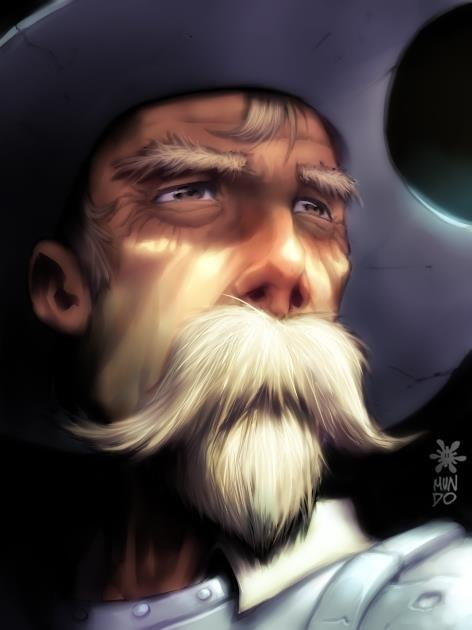 Image result for don quijote old mAN