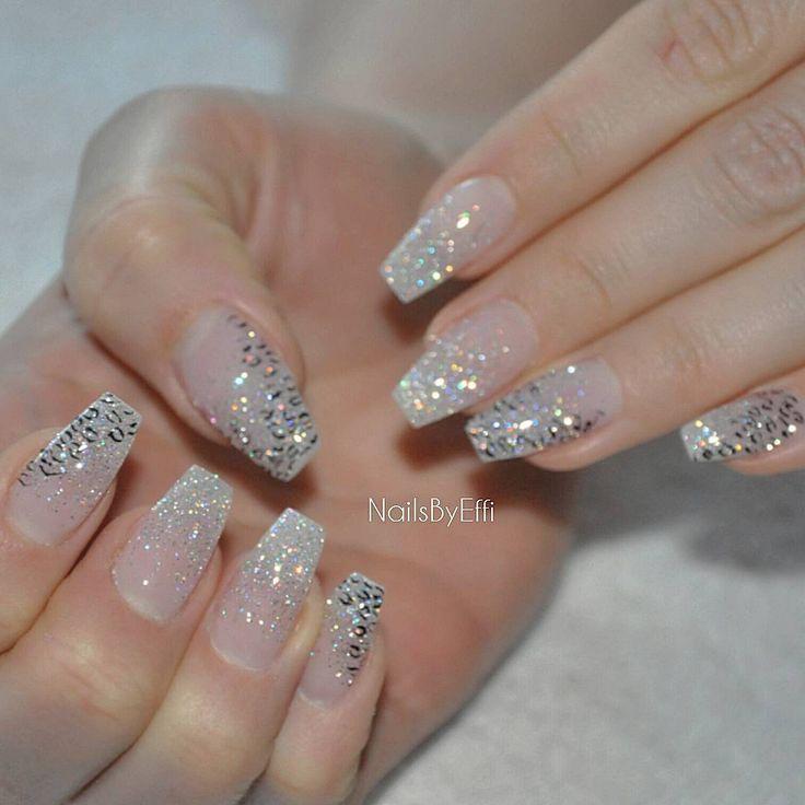 Pin by Coco Lancier on Nails | Pinterest | Diamond nails