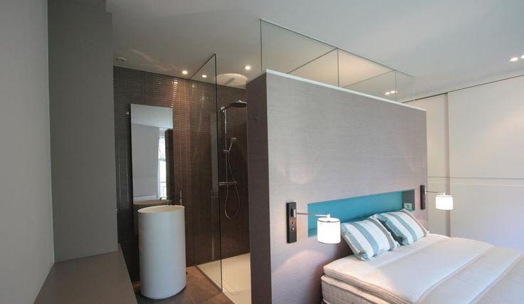 Suite parentale design avec chambre
