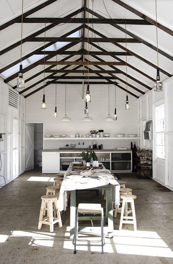 Best 25 steel trusses ideas on pinterest civil for Civil kitchen designs