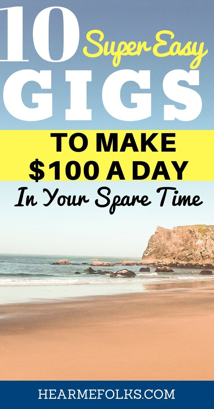 10 Unsavvy Gigs To Make Quick Money on Fiverr – Mom Blogs To Follow – Pinterest Group Board