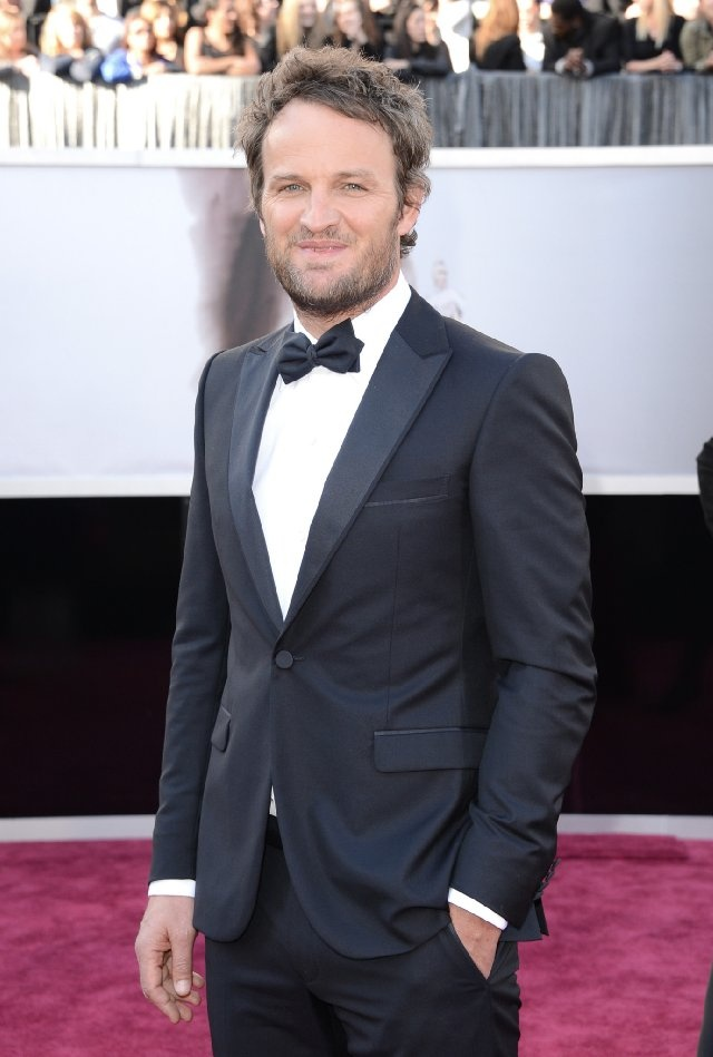 Jason Clarke (Zero Dark Thirty) at the #Oscars