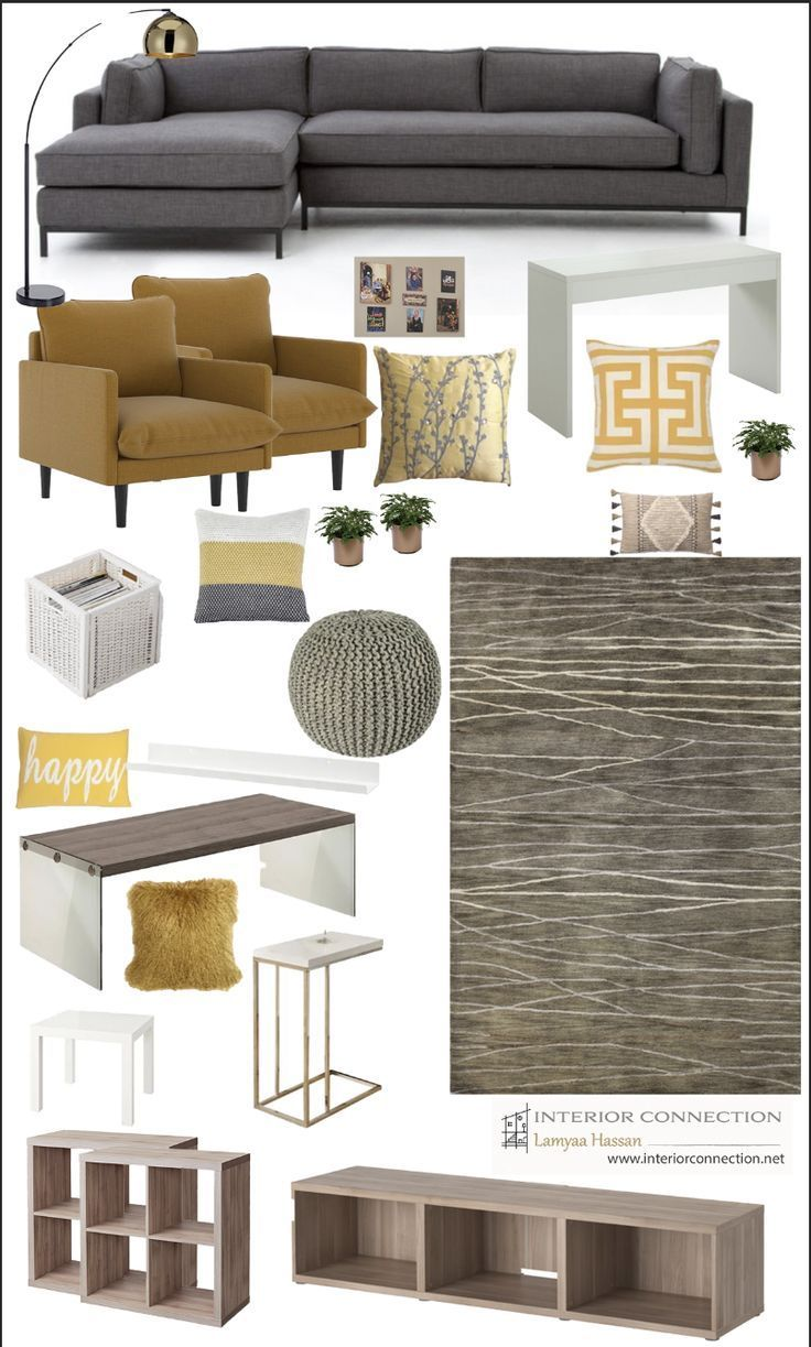 Shop The Look In 2020 Furniture Design Living Room Mood Board Living Room Interior Design #shop #the #look #living #room