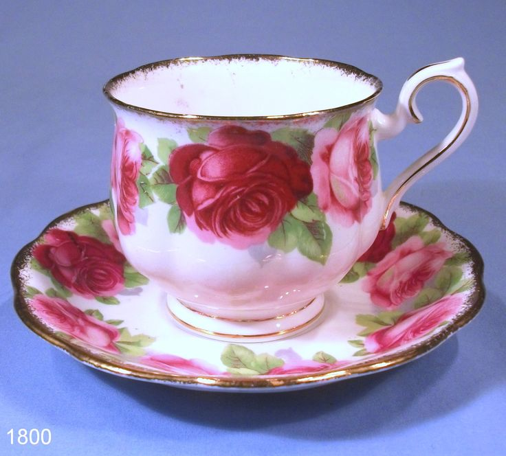 English Bone China Tea Cups | old english rose bone china cup and saucer sold very pretty tea cup ..