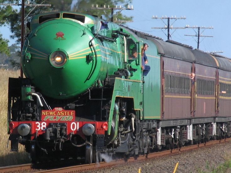 3801 with Newcastle Flyer - 3801 - Wikipedia, the free encyclopedia