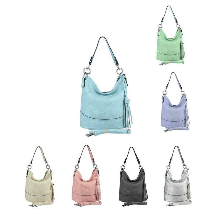 [Werbung] Womens Handbag Hobo Bag Shopper Shoulder Bag Leather Tote Cross-over: £21.82End Date: 10-Jun 08:49Buy It Now for only: US…
