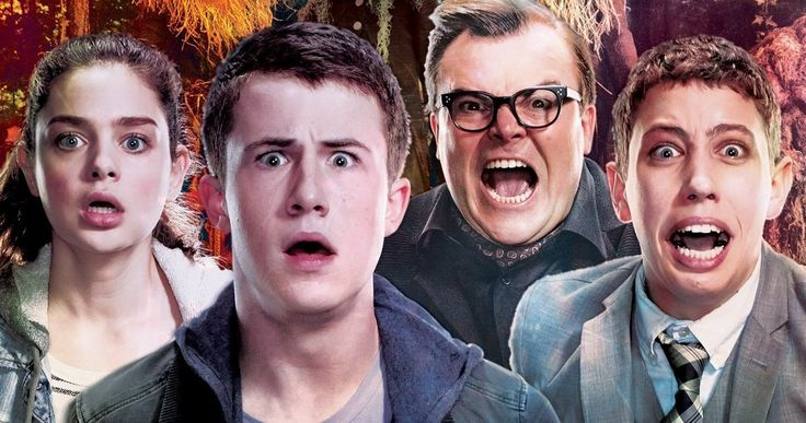 'Goosebumps 2' Already Happening -- Sony Pictures is already starting to prep 'Goosebumps 2', even though the first movie doesn't open until October. -- http://movieweb.com/goosebumps-2-jack-black/