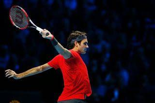 Blog Esportivo do Suíço: Federer elimina Murray e avança como líder nas Finais da ATP