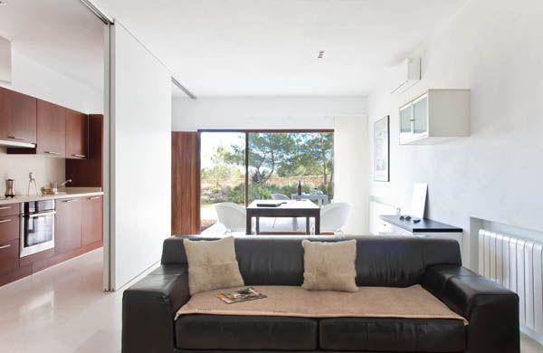 Casa 8×8 en Formentera Diseño adaptado al Espacio por Mariá Castelló