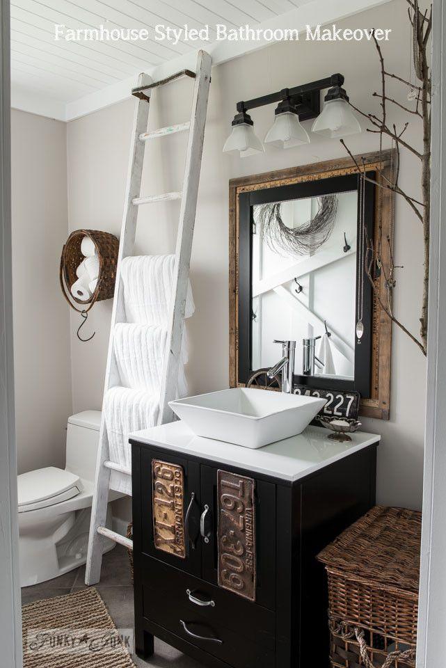 Refreshing DIY Bathroom Ideas