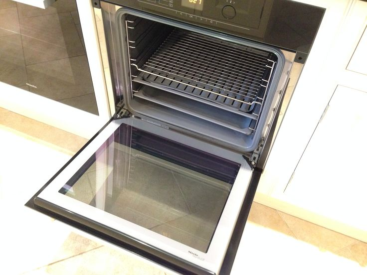 Lovely Clean Mielle Electric Fan Oven cleaned by Mansel