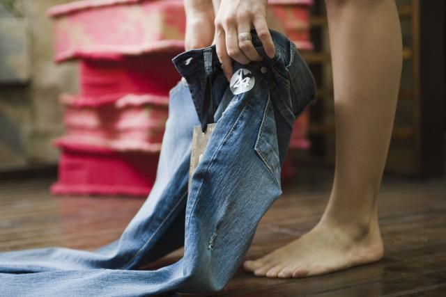 Found! The Best Boyfriend Jeans for Your Body Type: How to Shop for Boyfriend Jeans That Flatter Your Figure