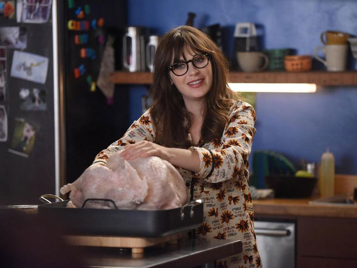 "EVERY Thanksgiving Episode from EVERY Season of ""New Girl"" Ranked"