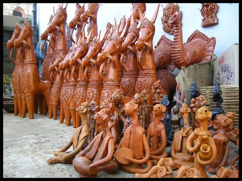 West Bengal-A prominent Name for Handicrafts in India