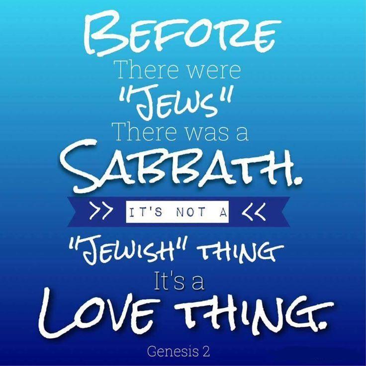 Genesis 2:1-4 it's a covenant between YAH and the Hebrew Israelites, YAH'S chosen people!!!!