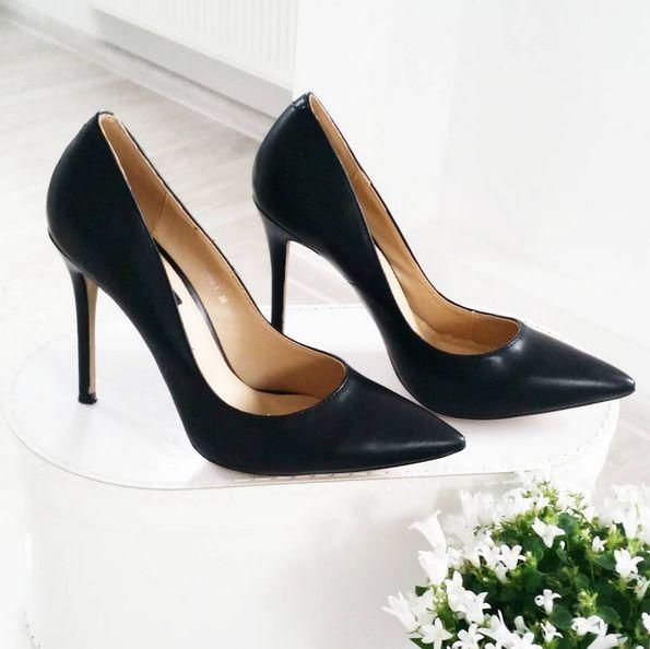 HEELS BLACK CLASSIC I MONASHE.PL - Sklep online z modna odzieza.