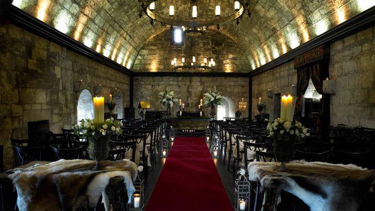 Borthwick Castle | Exclusive hotel just 15 miles from Edinburgh