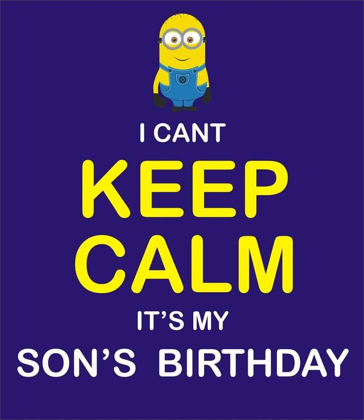 Best 25+ Happy Birthday Son Ideas On Pinterest