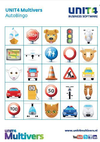 Download gratis het UNIT4 Multivers AutoBingo spel | UNIT4 Multivers