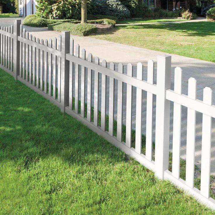 12 Best Fence Images On Pinterest Garden Fencing Wood