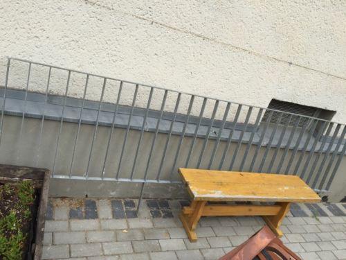 Geländer Brüstung Verzinkt für Balkon Handlauf usw in Duisburg - Rheinhausen | eBay Kleinanzeigen