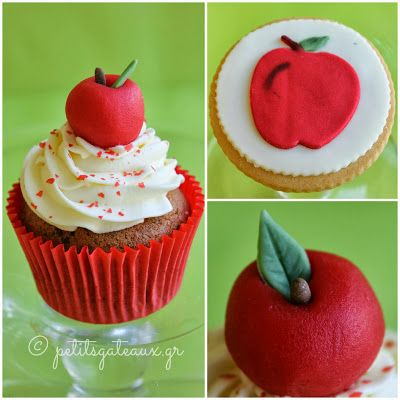 Apple themed sweets!